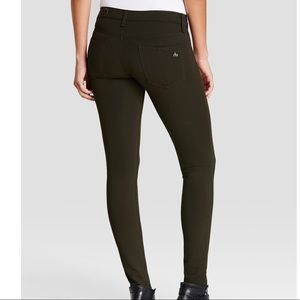 Rag & Bone Olive Ponte Pants Leggings